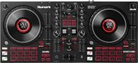 Numark Mixtrack Platinum FX, 4-Deck DJ Controller with Jog Wheel Di