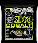 Ernie Ball EB-3721, 3-pack Cobalt Regular Slinky 10-46