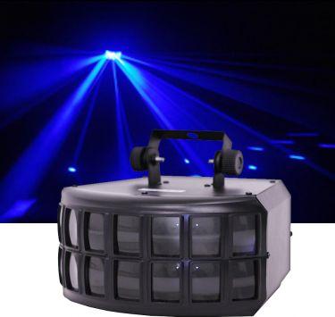 Scandlight DJ LED DoubleDerby