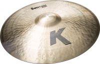 """Zildjian 23"""" K Sweet Ride, The K Zildjian Sweet Collection extends"""