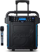 Denon Commander Sport, All-in-one, water-resistant portable PA speaker