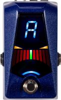 Korg PB-AD-BL Limited Edition Pedal Tuner, Blue, The Pedal Tuner no