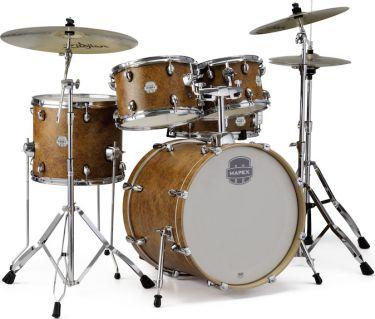 Mapex ST5045FIC, 5-pce Storm Series Fusion Drum set - Camphor Wood