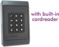 Adgangskontrolpanel m. RFID kortlæser til indendørs brug