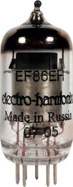 Electro Harmonix EF86-EH, Pris pr stk . PENTOD VALVE Forforstærker