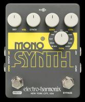 Electro Harmonix Guitar Mono Synth, The Guitar Mono Synth transform