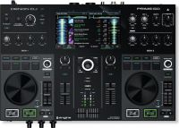 Denon DJ PRIME GO, Rechargeable Battery-powered, Standalone DJ cont