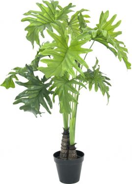 Europalms Split Philo Plant, artificial, 90cm