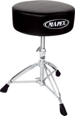 """Mapex T570A, 14 x 4"""" sæde. Dobbeltben. Højde 49,5cm - 64,5cm"""