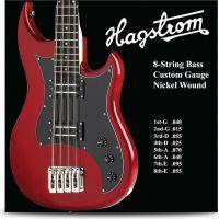 Hagstrom Hagström 8-String set, The Hagstrom original 8-string Bass
