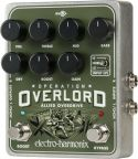 Guitar- og baseffekter, Electro Harmonix Operation Overlord Stereo-Overdrive, Multi-instrum