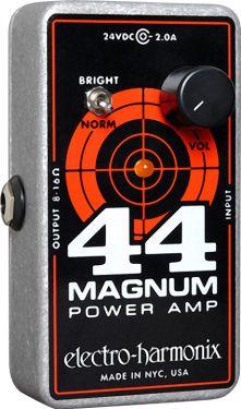 Electro Harmonix 44 Magnum Power Amp, 44 Magnum. 44-MAGNUM