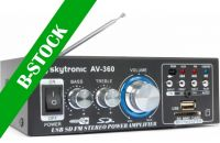 "Karaoke Amplifier FM/USB/SD ""B-STOCK"""
