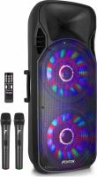 """FT215LED Portable Sound System 2x 15"""" 1600W"""