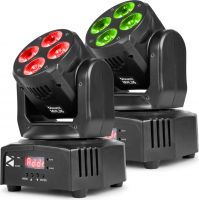 MHL36 Moving head set of 2 pieces in bag