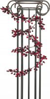 Artificial plants, Europalms Berry garland mixed, artificial, 180cm, red