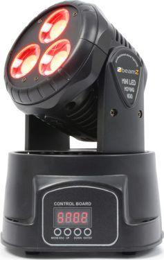 BeamZ MHL45 Mini Moving Head 3x 15W COB