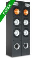 "SHFT650B Tower 3x 6,5"" - Black (Set) ""B-STOCK"""