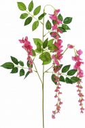 Decor & Decorations, Europalms Wisteria branch, artificial, pink