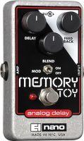Guitar- og baseffekter, Electro Harmonix Nano Memory Toy, Så små at de næsten ikke kan ses