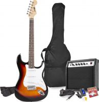El-Guitar *Gig-Kit* - Sunburst