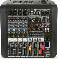 PDM-M404A 4-Channel Music Mixer with Amplifier