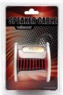 "Speaker Leads, <span class=""c9"">Velleman -</span> Højttalerledning 2 x 1mm² CU, rød/sort, std. (5m)"