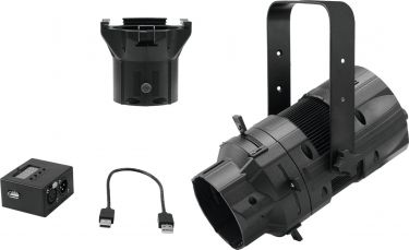 Eurolite Set LED PFE-50 + Lens tube 36° + DMX Interface