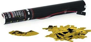 TCM FX Electric Confetti Cannon 50cm, gold