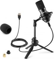 CM300B Studio Microphone USB Black