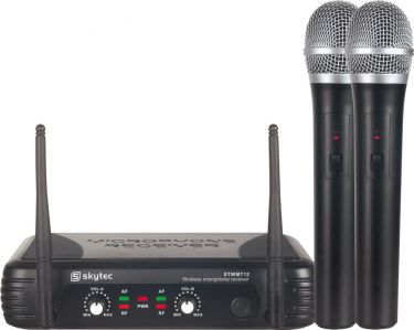 STWM712 VHF Microphone System 2-Channel