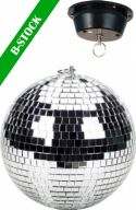 "Mirrorball 20cm incl Motor ""B-STOCK"""