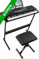 "KB1SET Electronic Keyboard 61-Keys Premium Kit ""B-STOCK"""