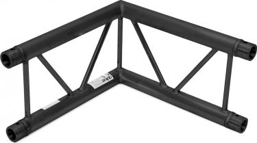 Alutruss BILOCK BQ2-SPAC21V 2-way Corner 90° bk