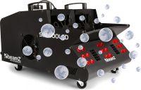 SB2000LED Smoke & Bubble Machine RGB LEDs