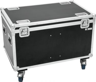 Roadinger Flightcase 4x EYE-19 / EYE-740