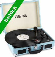 """RP115 Record Player Briefcase Blue """"B-STOCK"""""""