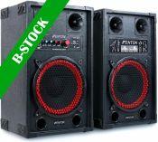 "SPB-10 PA Active Speakerset 10 ""B-STOCK"""
