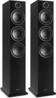 "SHF80B Tower Speaker Set 3x 6.5"" Black"
