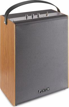 """VBS80 Vintage Wooden Speaker 8"""""""