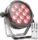 BT310 FlatPAR 12x 6W 4-in-1 LEDs