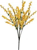Decor & Decorations, Europalms Forsythia bush, artificial, 60cm