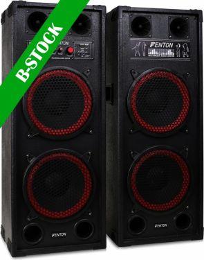 """SPB-210 PA Active Speakerset 2x 10 """"B STOCK"""""""