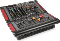 PDM-S804A 8-Channel Stage Mixer with Amplifier