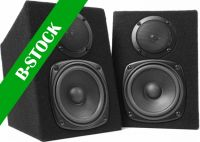 "DJ Monitor Speaker Pair ""B-STOCK"""