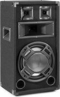 "BS10 Black PA Speaker 10"" LED 400W"