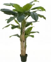 Europalms Banana tree, artificial plant, 170cm
