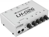 Omnitronic LH-026 3-Channel Stereo Mixer