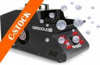 "SB1500LED Smoke & Bubble Machine RGB LEDs ""C-STOCK"""