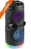 "SPS75 Karaoke Machine with lightshow ""C-STOCK"""